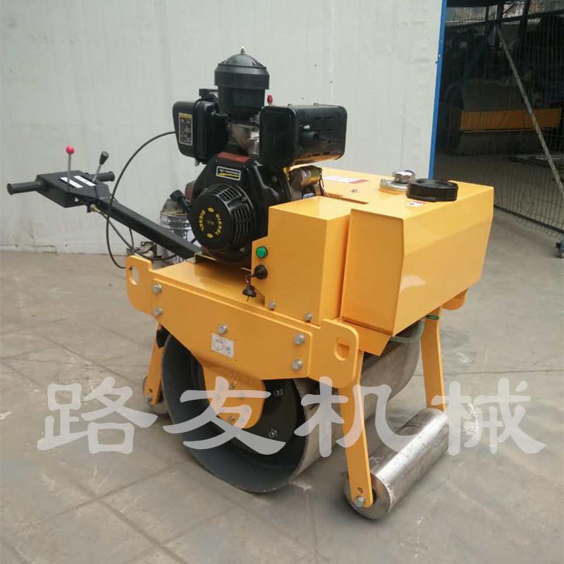 LY-600手扶单轮小型压路机